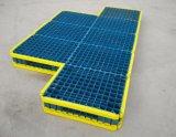 OEM paste Op zwaar werk berekende Verbonden Plastic Pallet aan