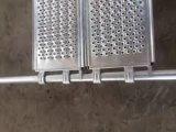 エクスポートのためのRinglockの足場鋼鉄板のヨーロッパの様式