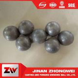La venta caliente forjó la bola de pulido de acero de los media para el molino de bola en Shandong