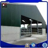 農業の鉄骨構造の建物の鋼鉄農場は販売のために取除いた