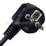 독일과 유럽 국가 (YS-1)를 위한 증명서를 준 Power Cord Plug