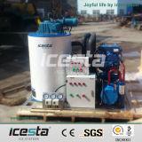 Fabrica China Máquina de hielo hojuela automático plc.