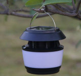 Новый гаджет 0,5 Вт 80 лм переключатель Touchable переносной лампы освещения сада солнечной энергии