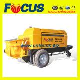 Hbts60 60m3/H Trailer Concrete Pump