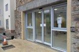 Bequeme automatische Wohnschiebetür für Wohngebäude