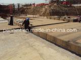 砂の表面の熱いアプリケーションの瀝青の防水膜