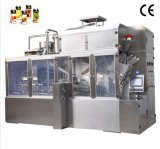 Leite Aromatizado Uht máquinas de estanqueidade de Enchimento