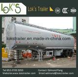45cbm de Semi Aanhangwagen van de Tanker van het Asfalt van 3 Assen