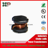 Série CD inductances de puissance blindées CMS avec stockage à haute énergie et faible résistance
