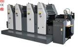 JB524 4 색깔 상쇄 인쇄 기계