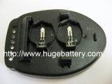 Заряжатель батареи клетки кнопки LIR1620