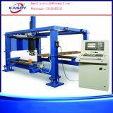 Ligne de production à la machine de découpage de poutre en double T découpage robotique pour les poutres en double T en acier et tous les profils