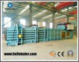 Automatische Horizontale het In balen verpakken van de hoge Capaciteit Machine voor de Zaken van het Recycling van het Afval