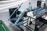 Новая автоматическая блокировка при столкновении картонная коробка из гофрированного картона в нижней части складывание машины (GK-1100клеящего агрегата GS)