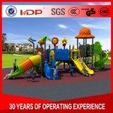 工場価格の屋外の運動場、子供のプラスチックはHD16-118Aを滑らせる