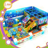 Campo de jogos interno plástico do túnel dos miúdos para o entretenimento
