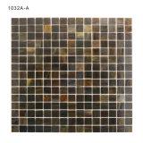 Azulejo negro gris Mini Mosaico fría habitación de materiales de construcción