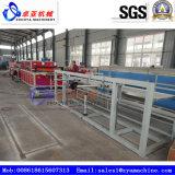 Linha da máquina da extrusão do perfil da porta do perfil do indicador do PVC UPVC