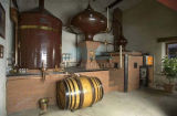 Equipo de cobre de la columna de destilación de la ginebra del whisky del brandy del ron del destilador (ACE-JLT-070204)