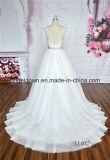 Ivory Abschlussball-Ballkleid-Hochzeits-Kleid
