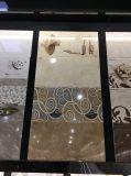mattonelle di ceramica della parete di disegno caldo del fiore di 300X600mm per il salone