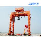 Mg-Modell 100 Tonnen-mobiler doppelter Träger-Portalkran