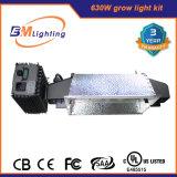 Ballast électronique 630W à intensité réglable 315W CMH Ampoule croître avec kit d'éclairage Spiltter numérique
