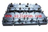 Sicherheitskreis-Metall, das Form für schwanzlose Bewegungsläufer-Stator-Stapel stempelt