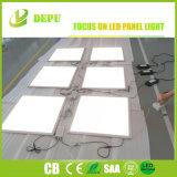 Indicatore luminoso di comitato bianco del LED dei comitati 600 x 600 del supporto LED della superficie del telaio 48W una garanzia da 3 anni
