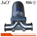 Ssのアクチュエーターを搭載する衛生空気のダイヤフラム弁