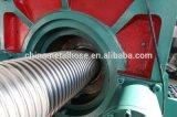 Bramido de acero hidráulico/manguito de Stainess que forma la máquina