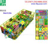 2015 professionnels de l'équipement de terrain de jeux indoor Design (BJ-AT118)