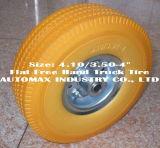4.10/3.504 de  Vlakke Vrije Band van de Vrachtwagen van de Hand