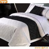 Alta qualidade das vendas por atacado da fábrica 300 tampas de base acolchoadas algodão das linhas/tampa do Duvet