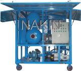Purificatore di olio resistente all'intemperie del trasformatore della Doppio-Fase, purificazione dell'olio isolante