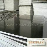 La película impermeable hizo frente a la madera contrachapada, madera contrachapada de la construcción, madera contrachapada marina