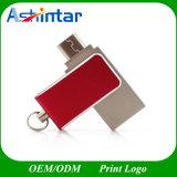 Mini USB Pendrive Téléphone OTG USB Stick Flash lecteur Flash USB pivotant