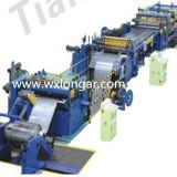 Máquina que raja de acero del color chino del CNC