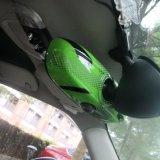 União interior verde Jack da tampa do espelho para Mini Cooper F56