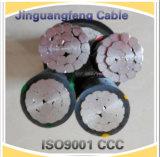 LV/XLPE/PVC tout le câble d'alliage d'aluminium