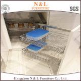 N & L проверенные Китая поставщиком деревянной мебель кухня шкаф