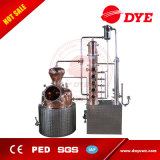 El alcohol equipo de destilación de whisky Distiller, destilería de alcohol