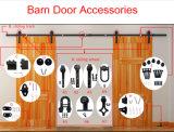 Porte coulissante rustique, accessoire de porte de grange, glissant des accessoires de porte de grange