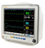 Equipo de supervisión del hospital del monitor paciente Bmo200b de Multipara