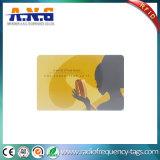 Der Größen-Cr80 Mitgliedskarte Verbrauchs-des Konzert-Ntag213 RFID