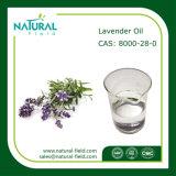 100%の自然で純粋なラベンダー油