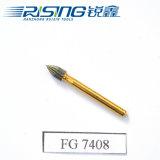 FG7404 시리즈 고품질 트리밍과 끝마무리 치과 Burs