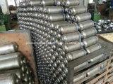 De Gasfles van het Roestvrij staal van de Stikstof van de Zuurstof van het Acetyleen van de waterstof
