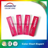 アーキテクチャのための258色度標準カラーFandeckのカード