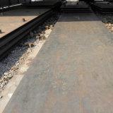 Высокопрочная износоустойчивая плита углерода стальная на штоке